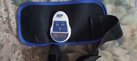 Massage Belt Burning Fat Electric Belt Physiotherapy Thin Waist Meter