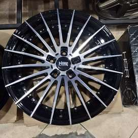 Velg import ring 18 untuk mobil stream sonet coupe carnival cicilan 0%