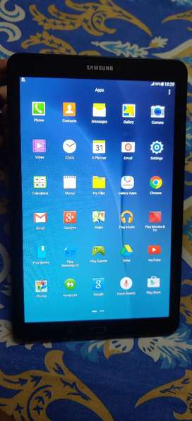 Samsung galaxy tab E for sale. Mint condition