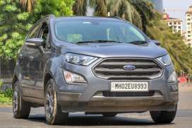 Ford Ecosport 1.5 Diesel Titanium Plus, 2018, Diesel