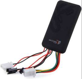 Bike GPS TRACKER engine control via mobile ZER MONTHLY FEEpta approved