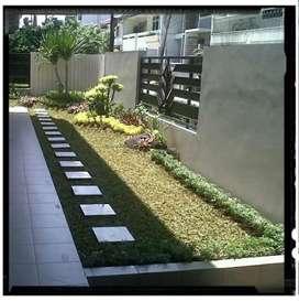 Tukang taman hijau minimalis/Sindangbarang