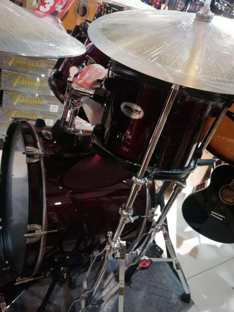 Rolling Drum Set Jb-1026 Cicil Bisa Pake Ktp Tanpa DP 0% Bunga 0% 0