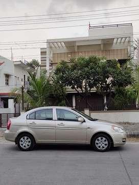 Hyundai Verna VTVT 1.6, 2009, Petrol