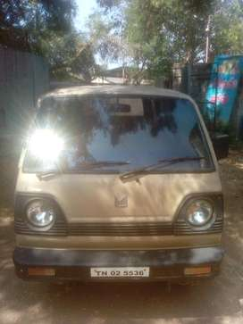 Maruti Suzuki Omni LPG BS-III, 1993, LPG