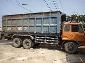 FUSO dumb Truck 2007