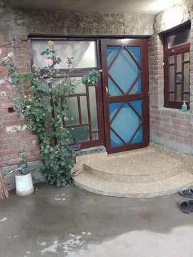 Two story house on sale BATPORA GASOO Srinagar ready to move
