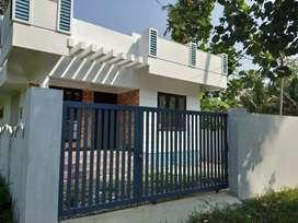 2 bhk 750 sqft 3 cent new build  at edapally varapuzha karingamthuruth