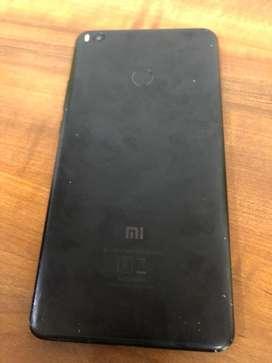 Mi max 2 4gb ram 64 gb storage