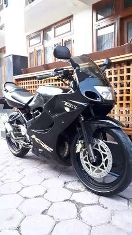 Kawasaki Ninja KRR ZX 2005 full ori SS LENGKAP pajak panjang AB SLEMAN