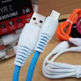 KABEL DATA CHARGER CAS TYPE C USB MURAH BERKUALITAS MERK HIKARU