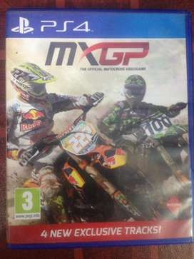 Mxgp ps4 game for sale