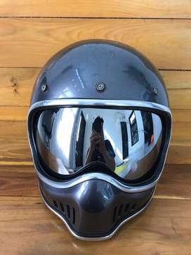 Jual Helm Custom Cakil Fiber Murah Model Elders Company
