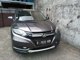 Honda hrv 2015 limited edition type E