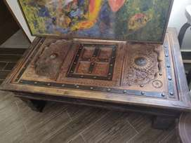 Pak-Turk Solid wood center/coffee table