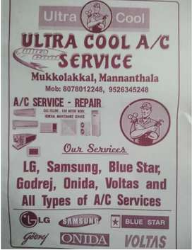 ULTRA COOL AC SERVICES