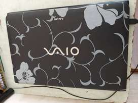 Sony Vaio E-Series Laptop.