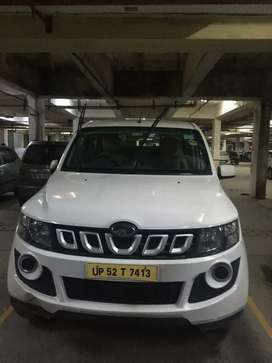 Good condition first registration Mahindra pick up