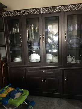Cupboard for pots