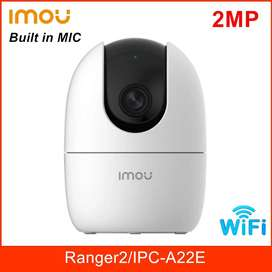 Wireless IP Camera with Mobile Online Microphone, Speaker