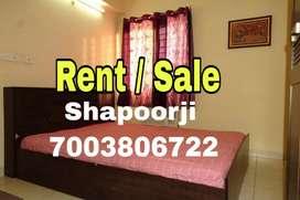1bhk Furnished Rent Shapoorji complex