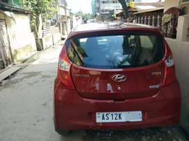 Well maintained Hyundai Eon Car ,