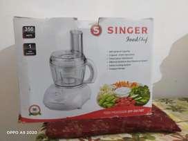 Singer food processor SFP 360 FWT FOOD CHEF