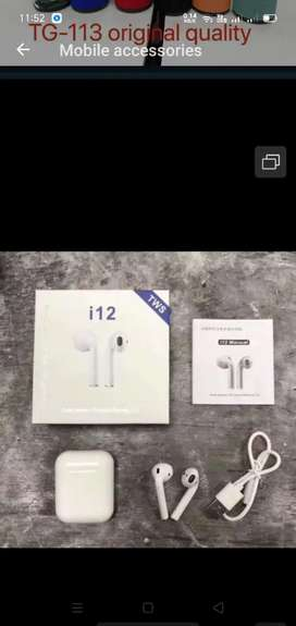 I12 earbuds