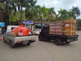 Jasa angkutan barang pindahan sewa rental pickup pick up pikap murah