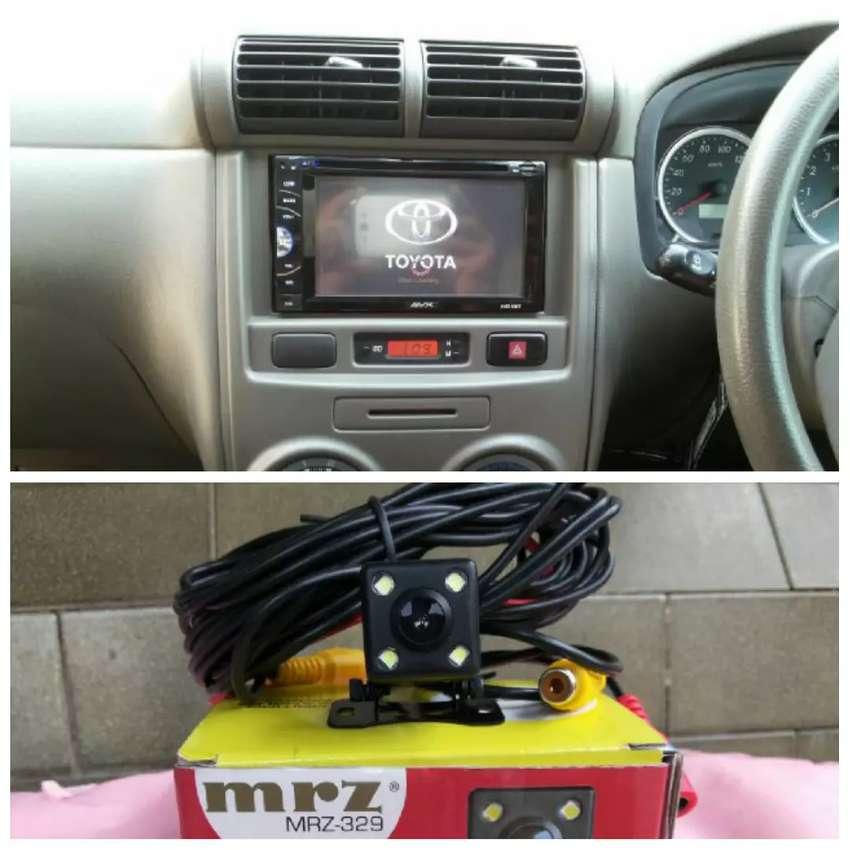 Dobledin tv + kamera buat Toyota Avanza 0