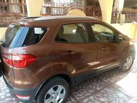 Ecosport brand new condition 7500KM only