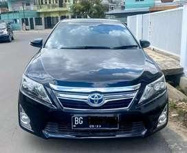 Toyota camry 2013 tipe hybrid 2.5 A/T