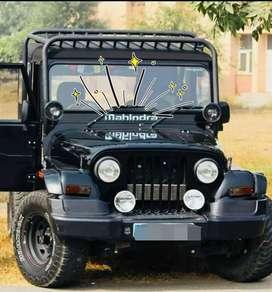 Mahindra jeep modifed thar di turbo