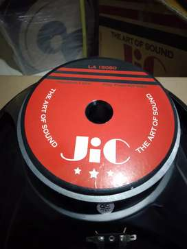 Speaker Jic 15 inch tipe LA 15060