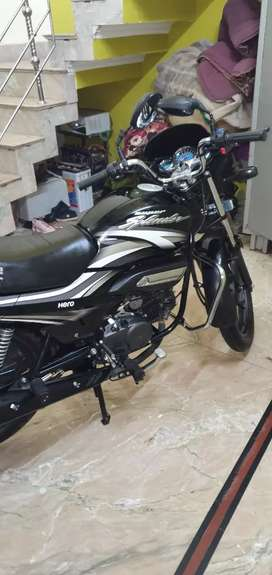 New bike panni bhi ni utri