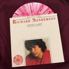 Vinyl / Piringan Hitam Richard Sanderson