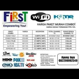 First Media Real Internet Unlimited