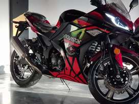250c latest model at force motor sports
