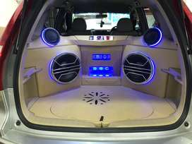 Best custom car audio in bandung(folksaudio)