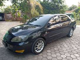 Toyota Altis th 2005 A/T