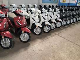 Honda Activa 6g low down payment  12000 offer