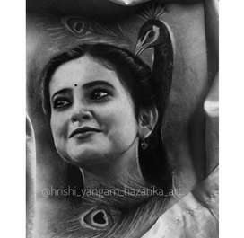 SKETCH ART PORTRAIT DRAWING GIFT for your loved ones