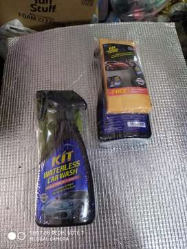 Kit car wash less water ( Megah top )