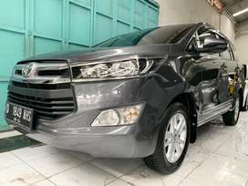 Toyota Innova G AT Diesel Grey 2019 km10rb antik!!