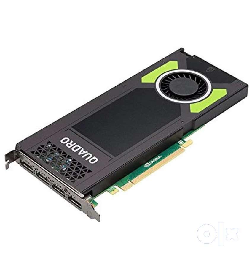 Grapgic card Nvidia Quadro M4000 8GB GDDR5, 256Bit, 192GB/s, 1664 Cuda 0
