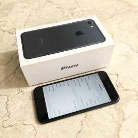 Diskon Meriah 2nd iPhone 7 128gb Inter Ori