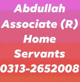 Abdullah employment services (R)just call us (0313/2652008)