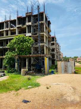 2Bhk Flat for Sale at Pumpwell,  Mangalore.