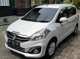 Suzuki ERTIGA Facelift M/T 2018; 2 Air-Bag (Masih Warranty Dealer 2TH)