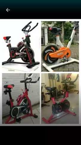 Morning sport spining bike terbaru